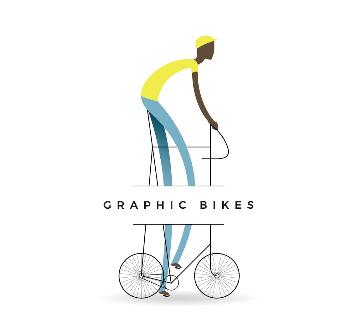 Grahic Bikes by Jo s'illustre_1