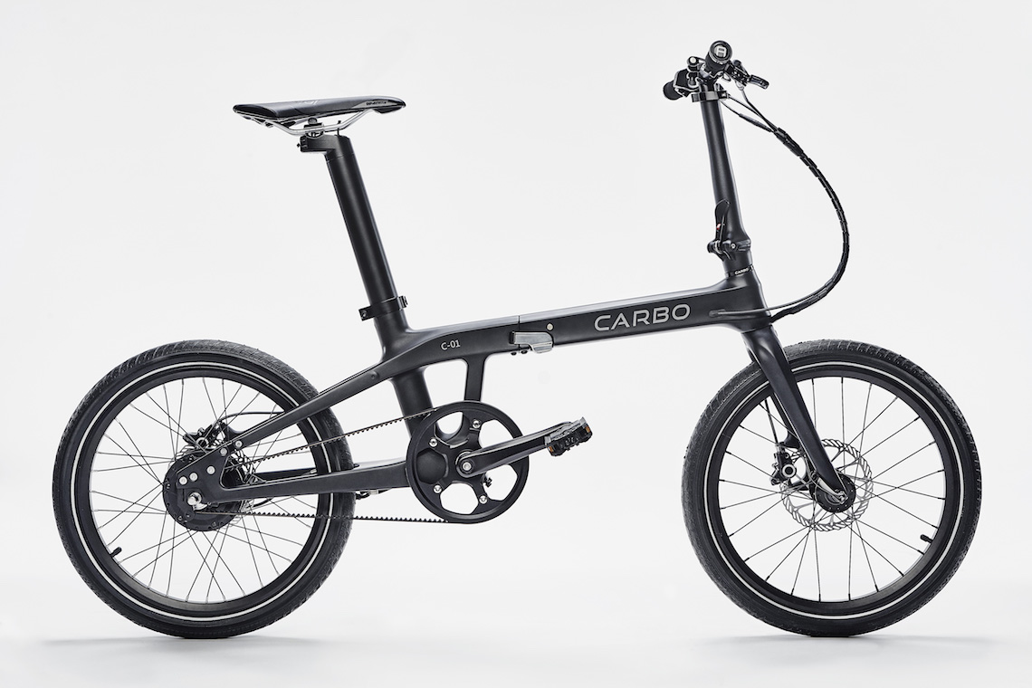 Carbo Electric_folding_ Bike_urbancycling_1