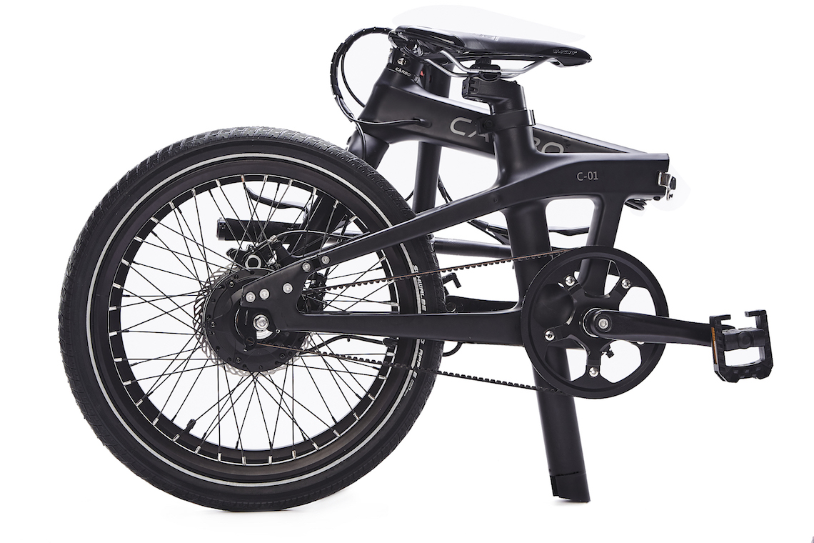 Carbo Electric_folding_ Bike_urbancycling_2