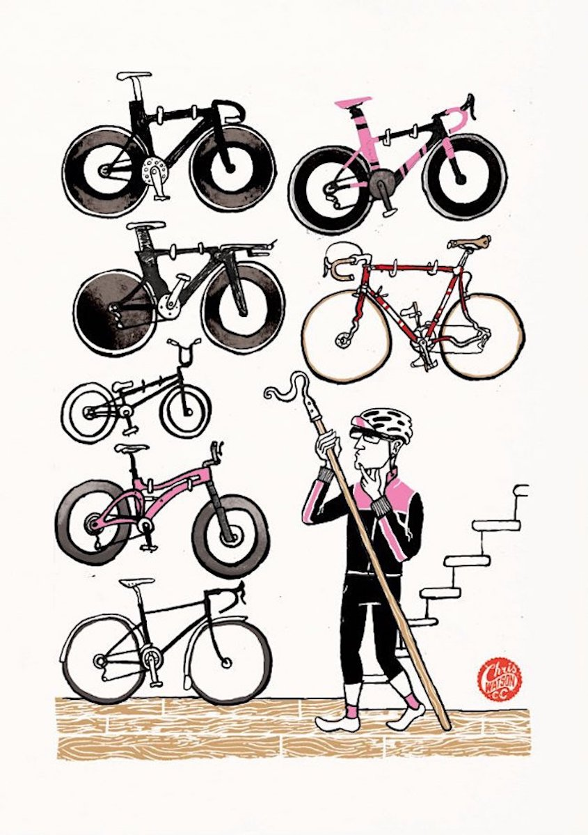 Chris Watson Cycling Art Prints_4