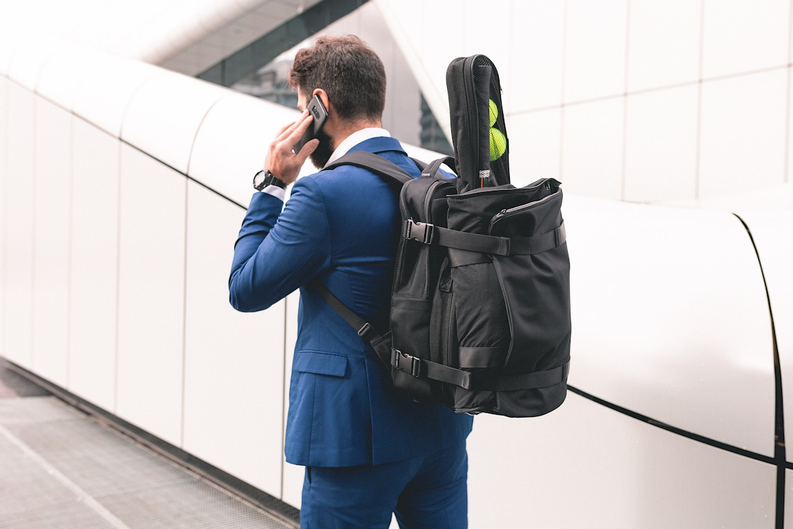 Banale Backpack Italian Design_8