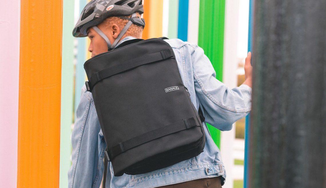 Banale Backpack Italian Design_E