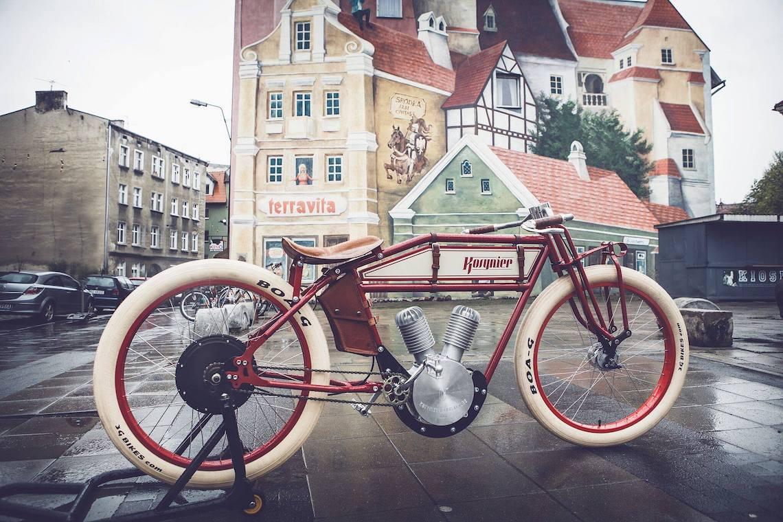 Kosynier Retro eBike. Handmade in Poland_3