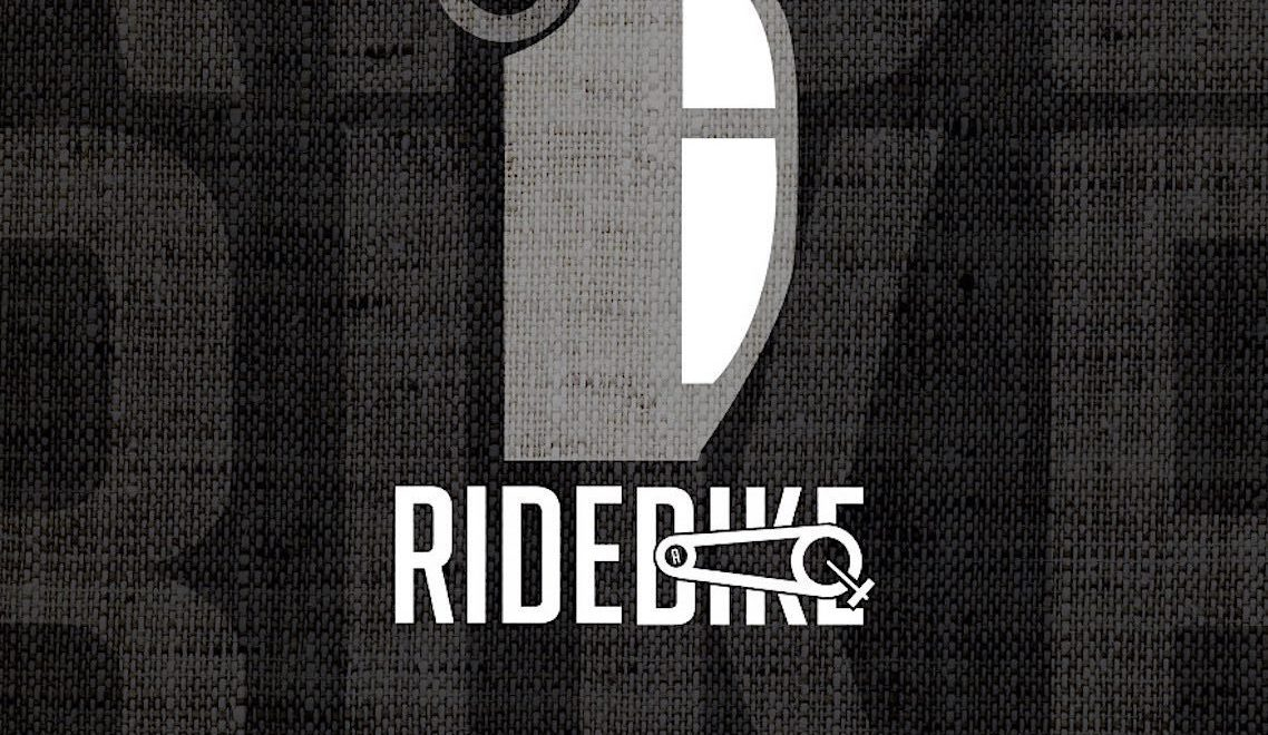 "Ride Bike. Progetto grafico di Diogo ""China"" Moreira"