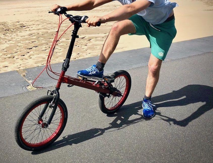 Step Twin Bike bionic_folding_bike_1