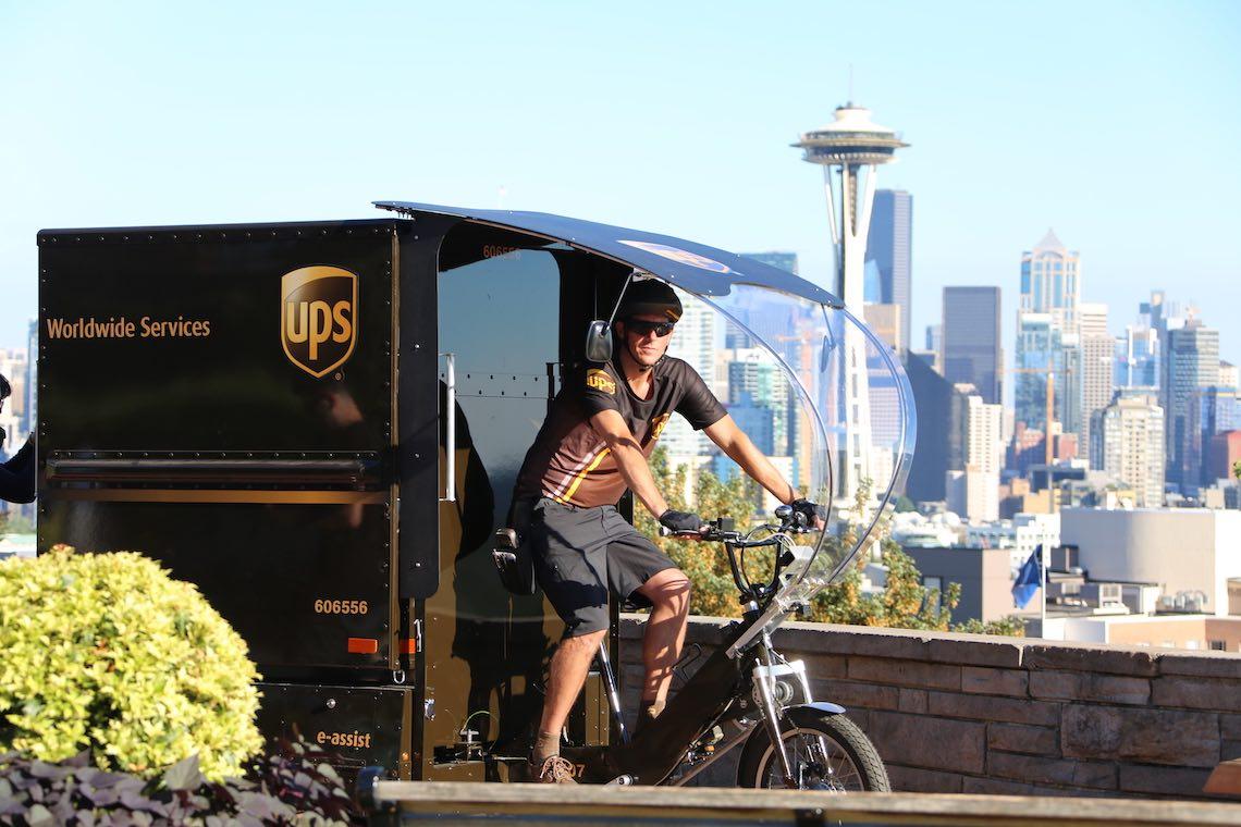 UPS cargo eBike_Seattle_urbancycling_3