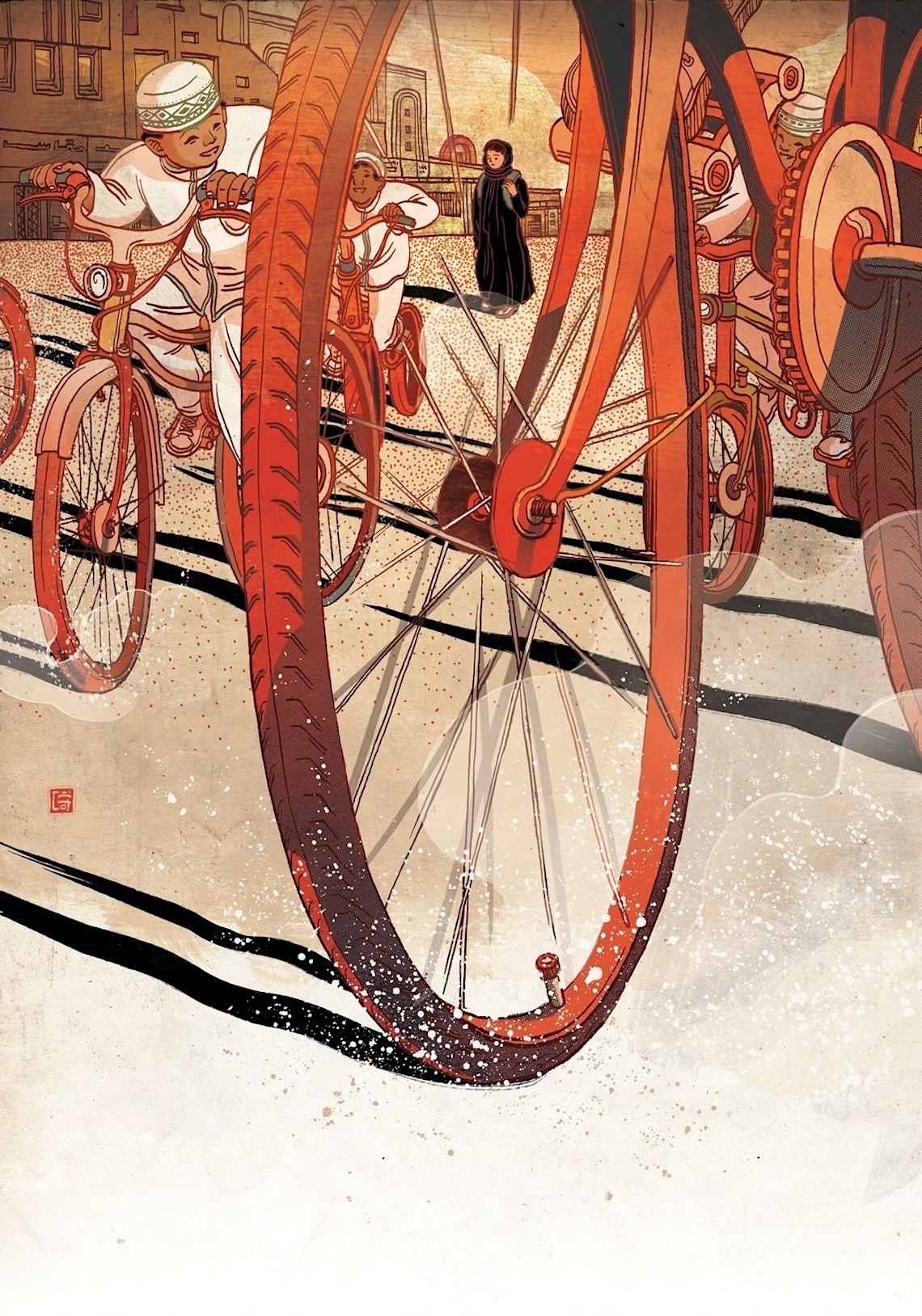 Victo Ngai bicycle_illustrations_3