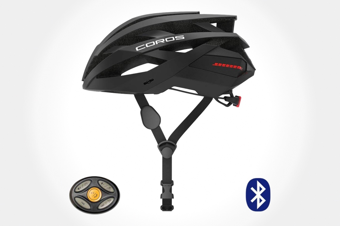 Coros Omni casco smart per la bici_1