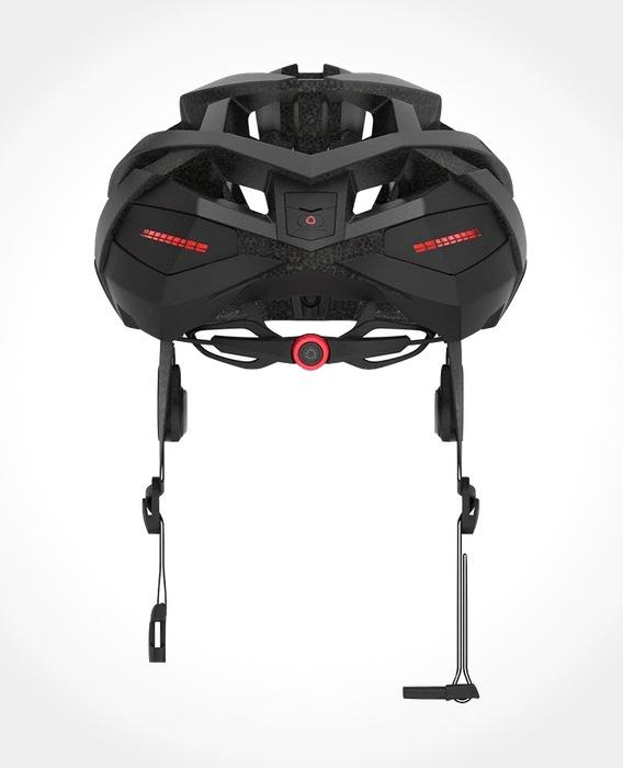 Coros Omni casco smart per la bici_3