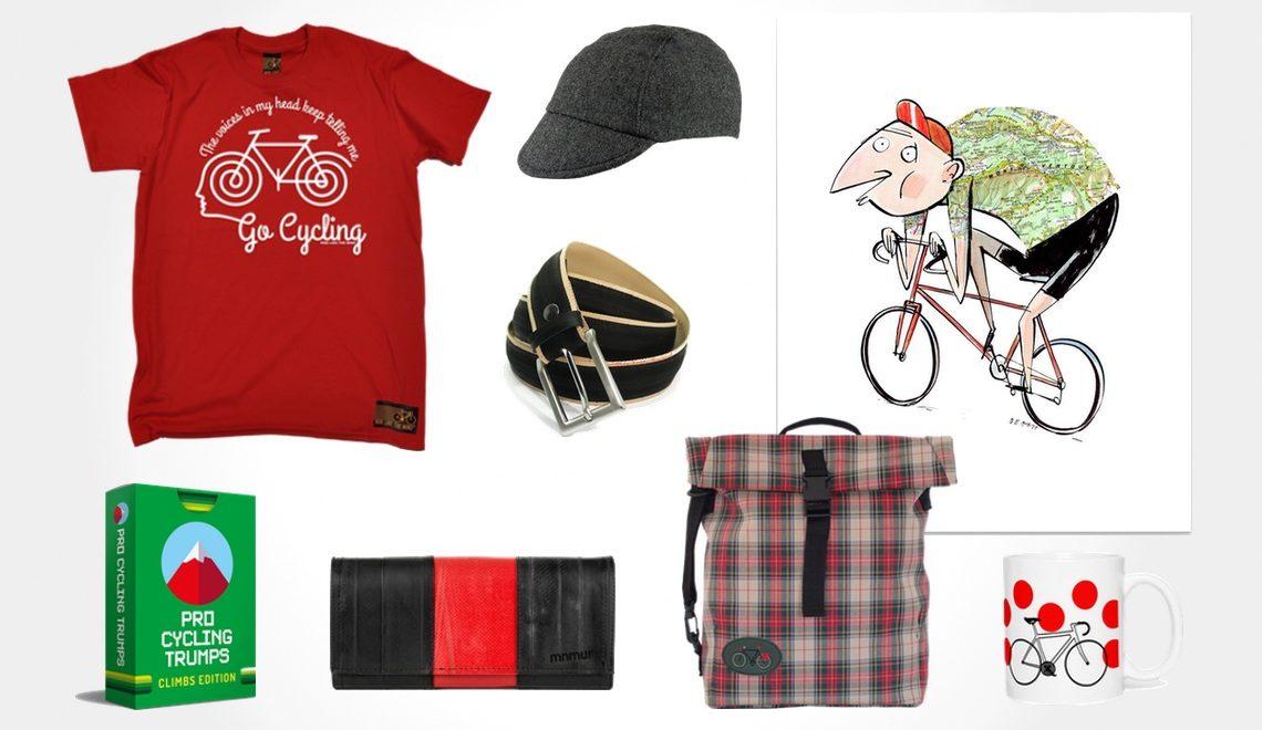 Selezione 04. Idee regalo per tutti i ciclisti by Etsy_E