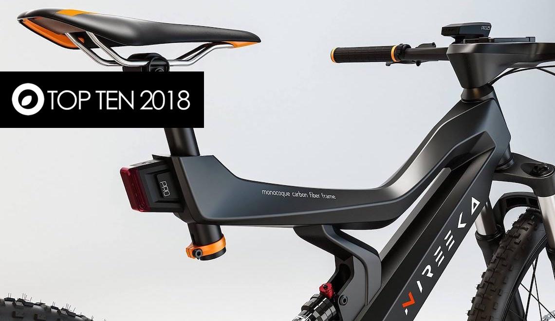 urbancycling TOP TEN 2018. Categoria BICI