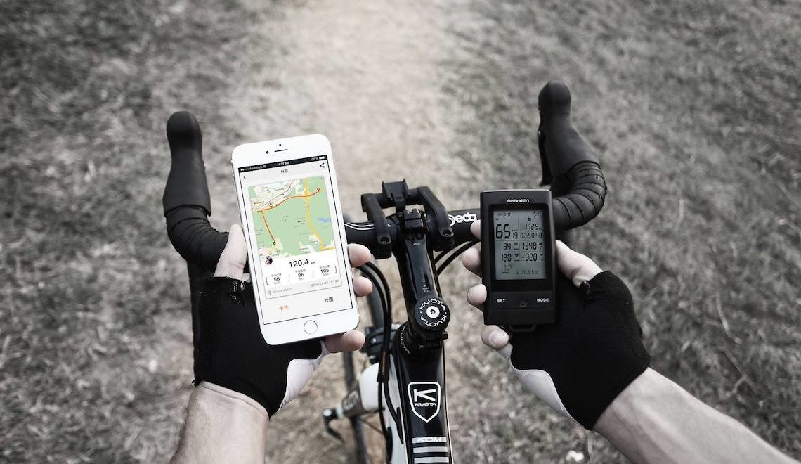 Di-Pro Bike Computer con GPS 96hrs e smart light
