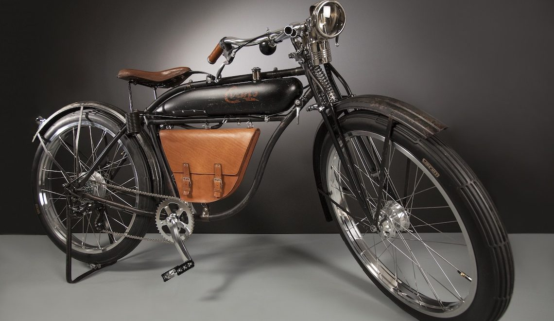 Evans Electric 1919 by Agnelli Milano Bici