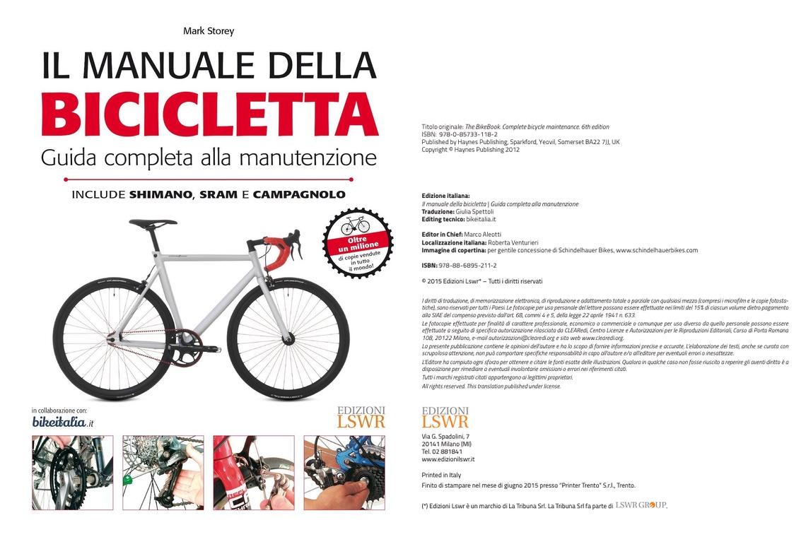 Il Manuale della Bicicletta di Mark Storey_1