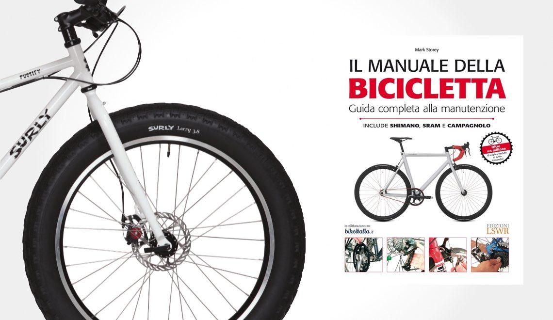 Il Manuale della Bicicletta di Mark Storey_E