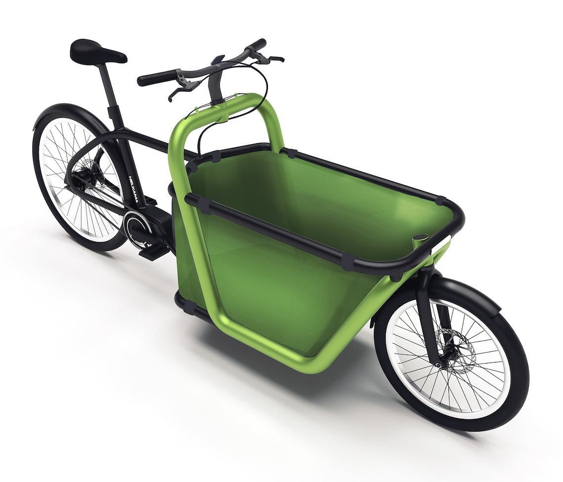 Kaari Electric Cargo Bicycle_urbancycling_1