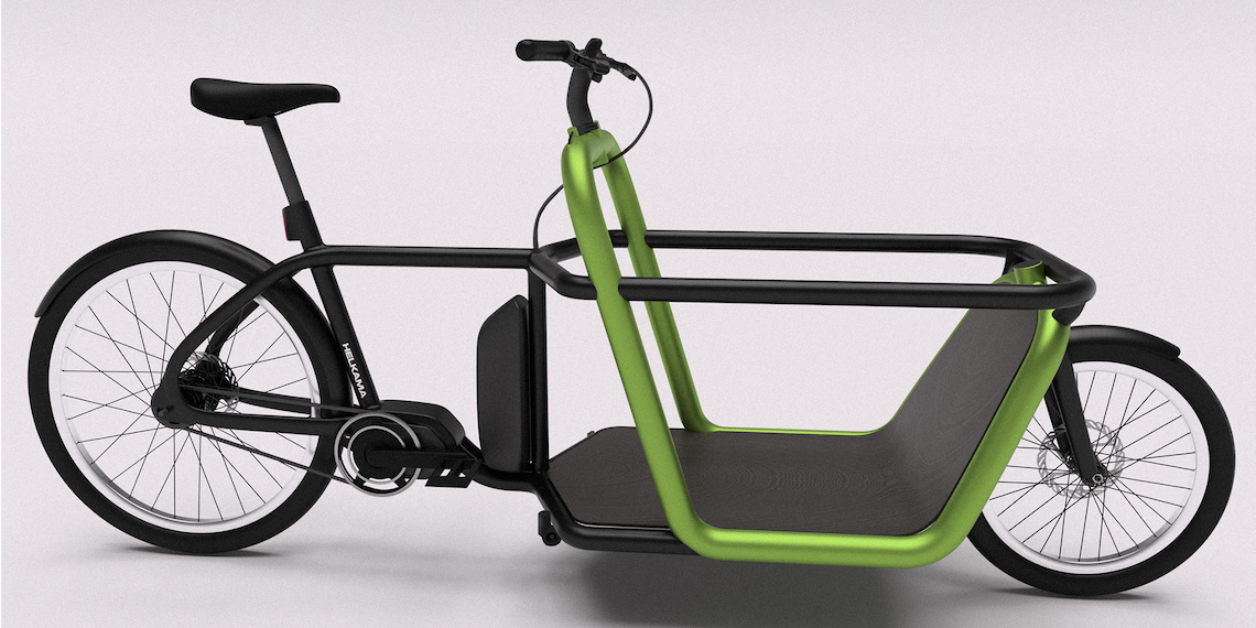 Kaari Electric Cargo Bicycle_urbancycling_2