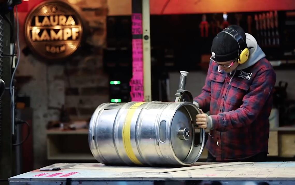Laura Kampf DIY Beer Keg Sidecar_2
