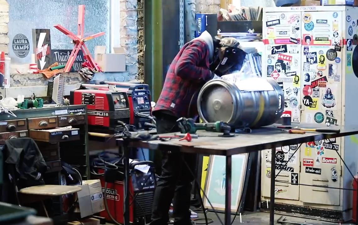 Laura Kampf DIY Beer Keg Sidecar_3