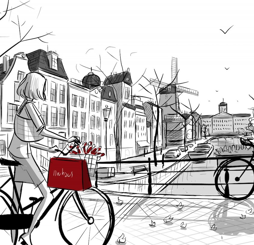 Matthieu Forichon bicycle_illustrations_10