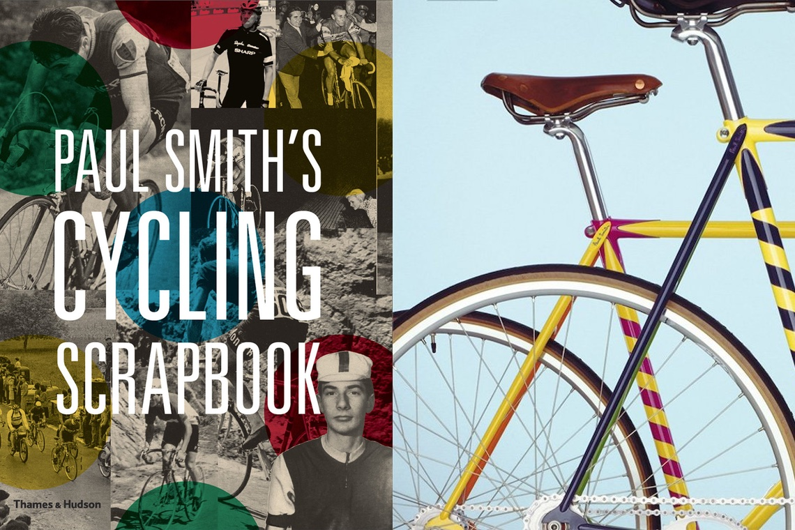Paul Smith's Cycling Scrapbook Thames & Hudson_1