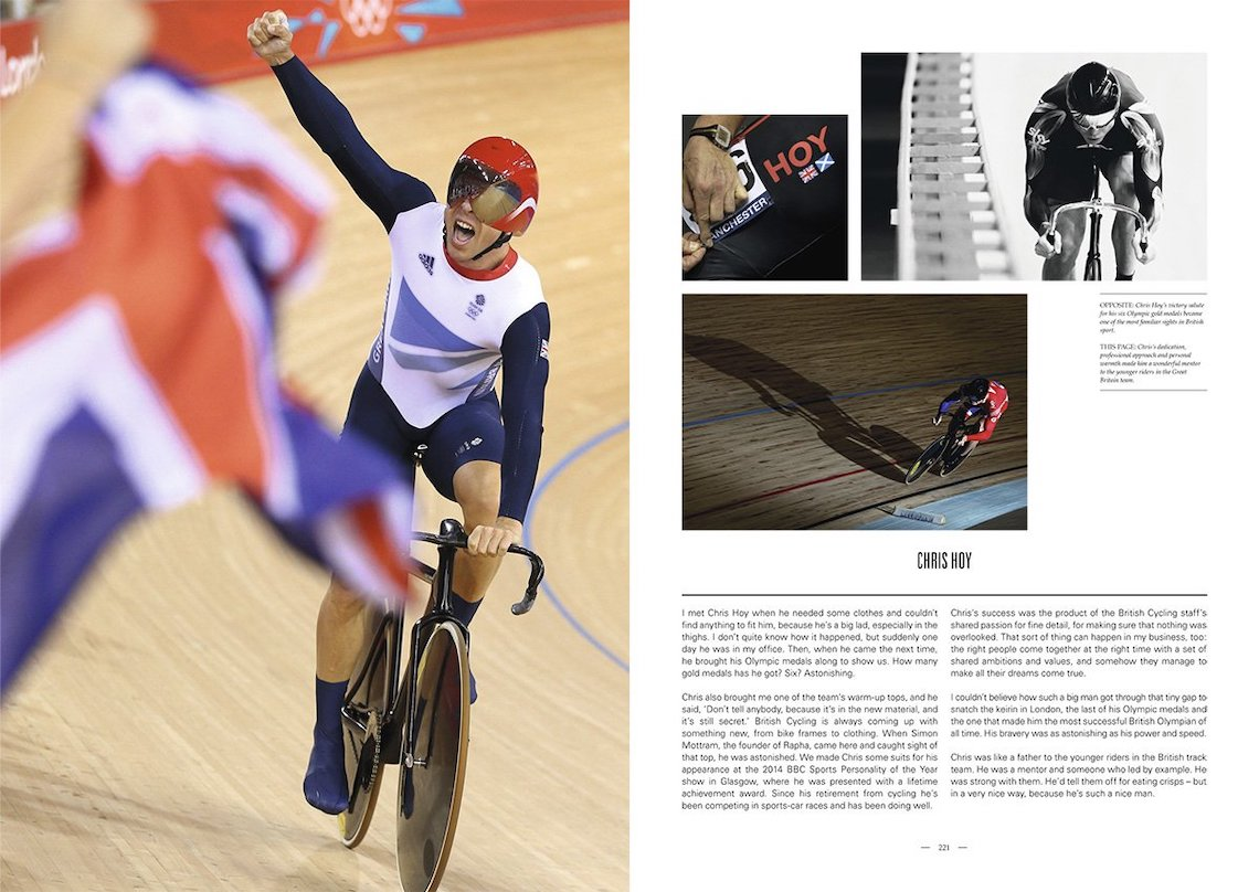 Paul Smith's Cycling Scrapbook Thames & Hudson_10
