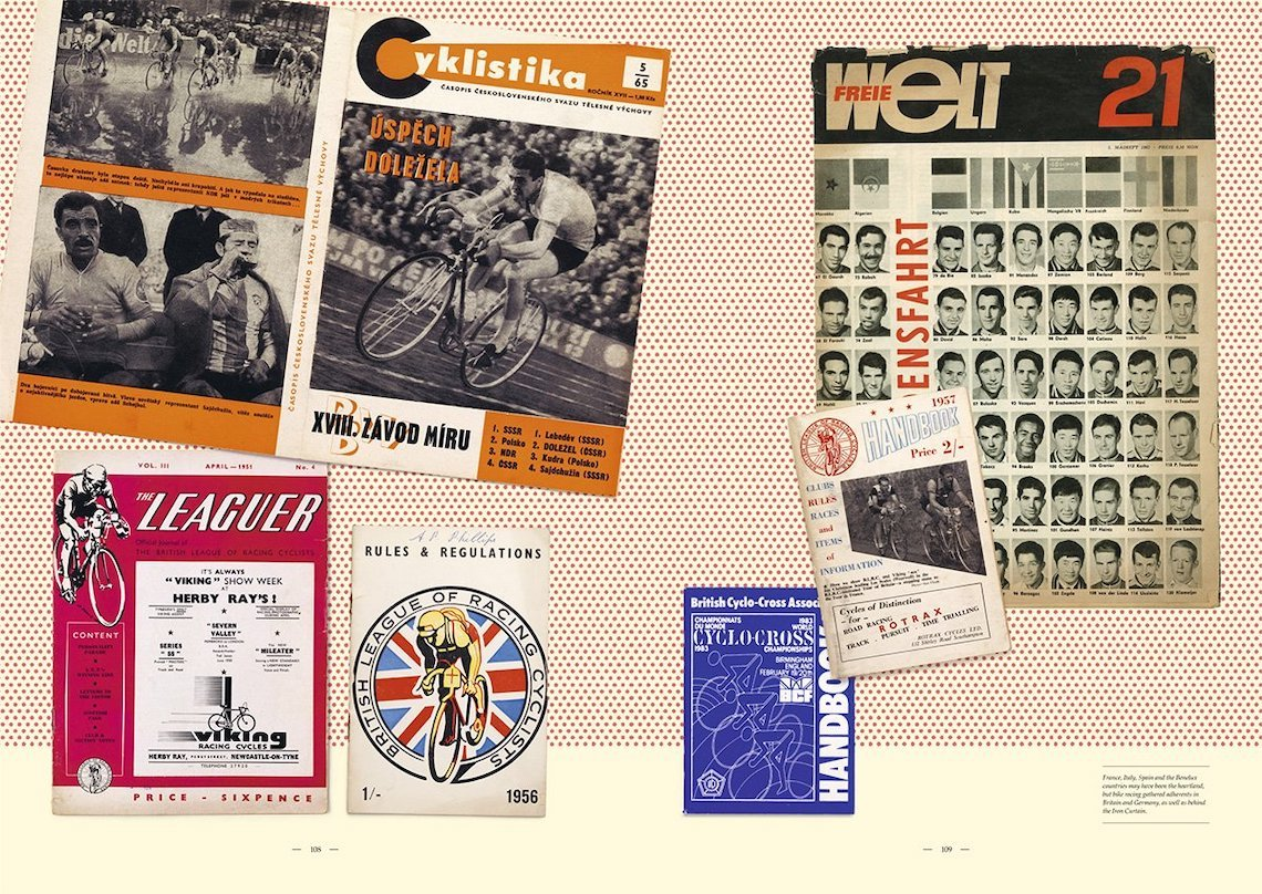 Paul Smith's Cycling Scrapbook Thames & Hudson_7