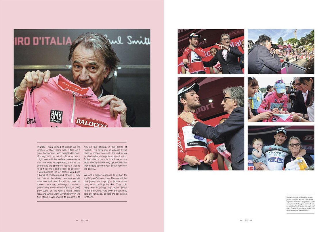 Paul Smith's Cycling Scrapbook Thames & Hudson_8