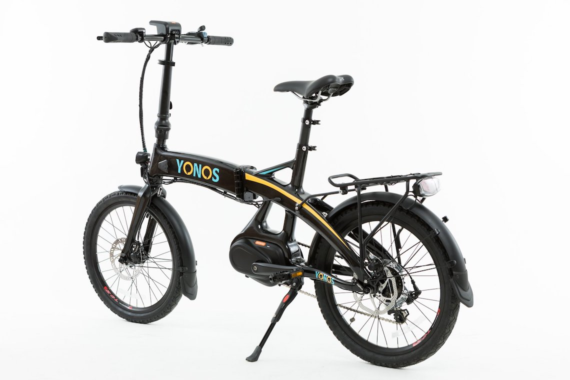 Yonos folding e-Bike_urbancycling_3