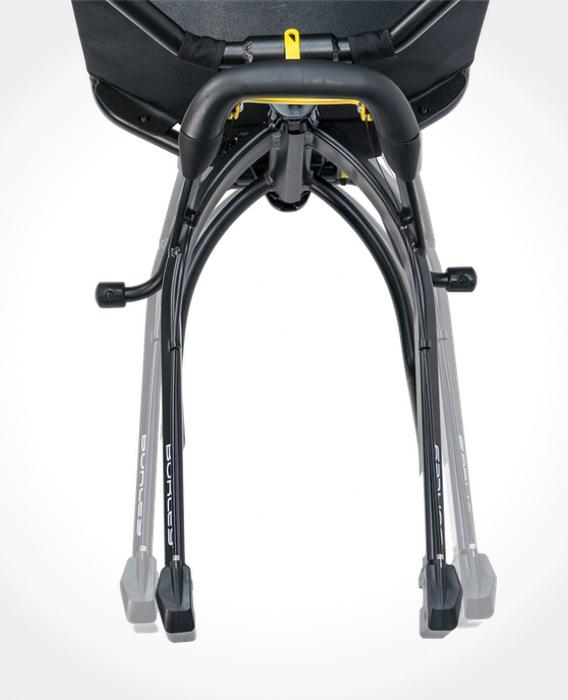 Burley Coho XC rimorchio bici ammortizzato_urbancycling_6