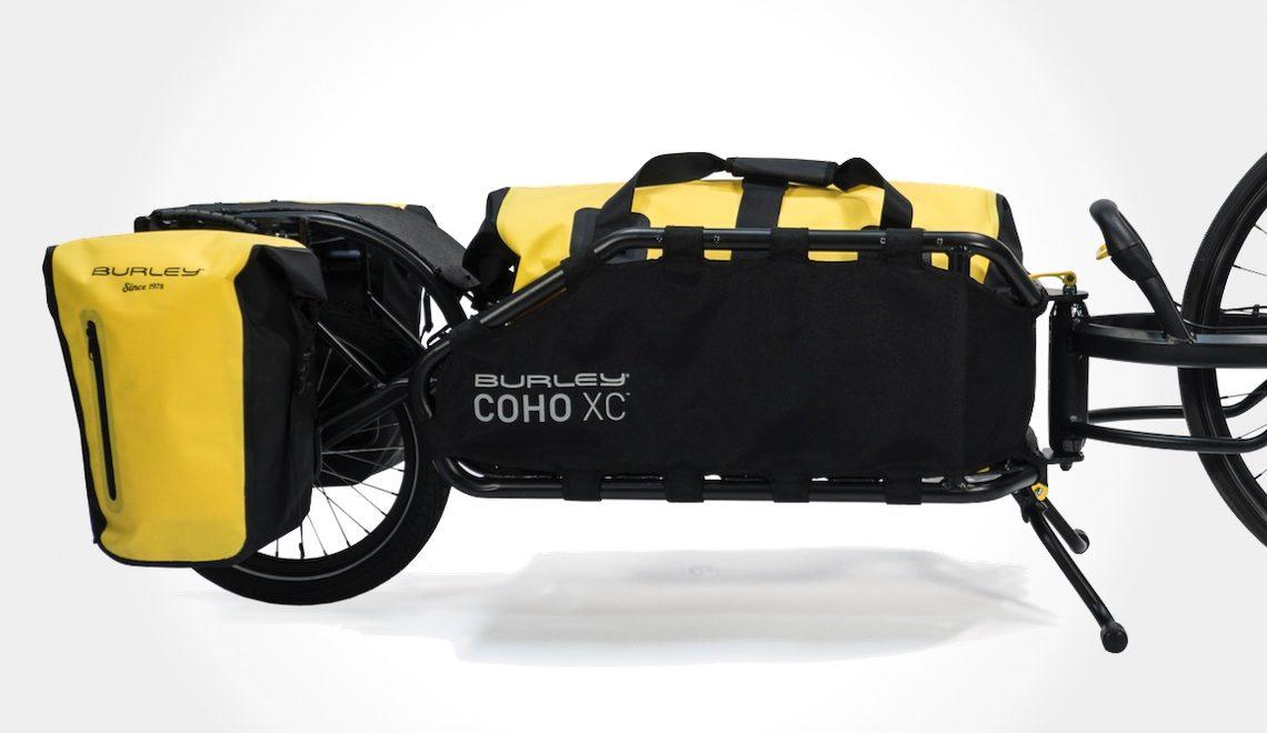 Burley Coho XC rimorchio bici ammortizzato_urbancycling_E