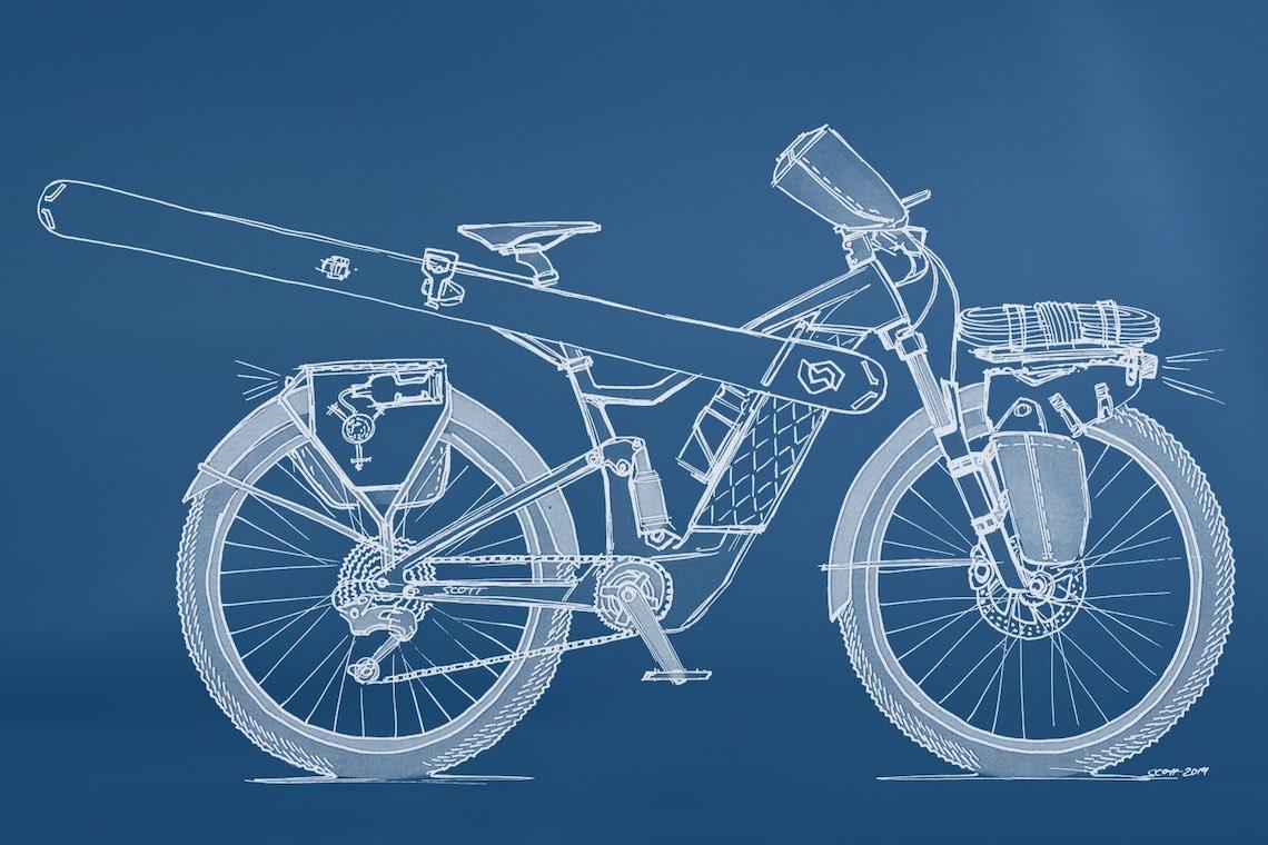 Electric SK-eRide Bike by_Scott_1