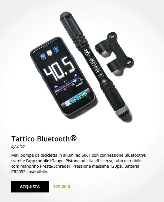Silca Tattico e Viaggio pompe bluetooth_4