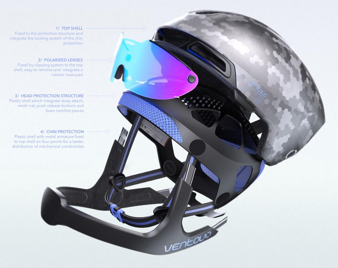 Ventoux Hybrid Helmet by Jean-Baptiste Petricoul_9