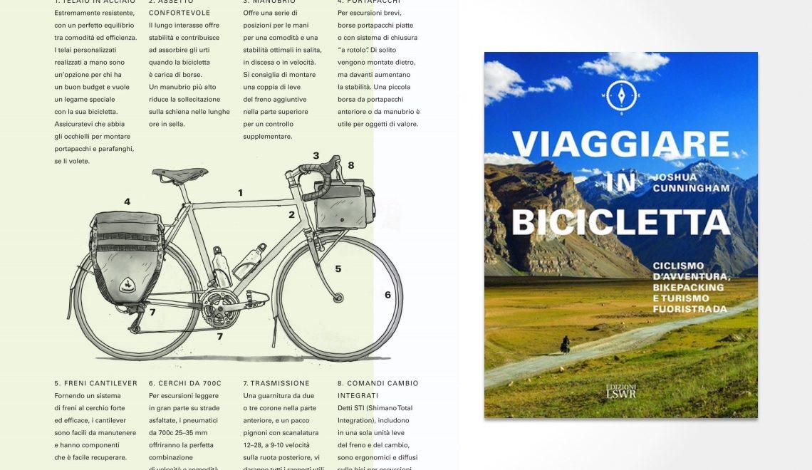 Viaggiare in Bicicletta. Un libro di Joshua Cunningham