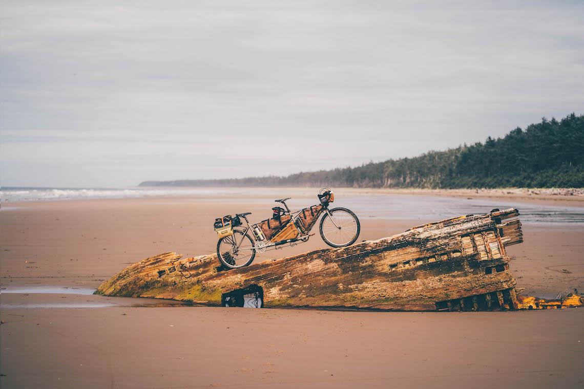 Haida Gwaii. Bikepacking in Columbia Britannica_2