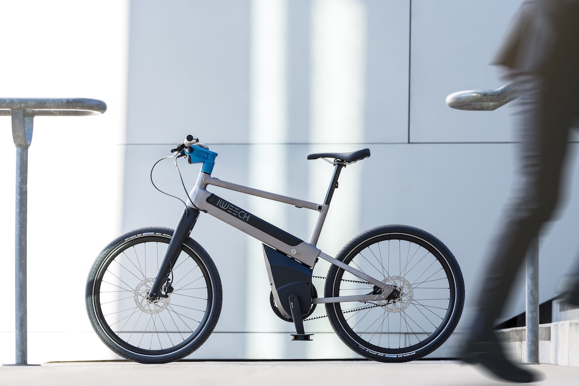 iWEECH smart_e-bike_automatic_urbancycling.it_1