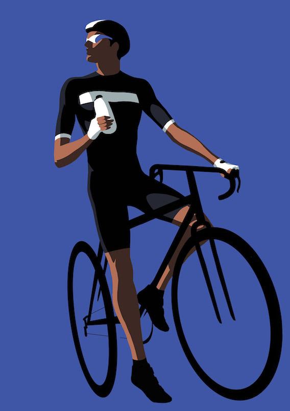 Jason Brooks ciilustrazioni sul ciclismo_3