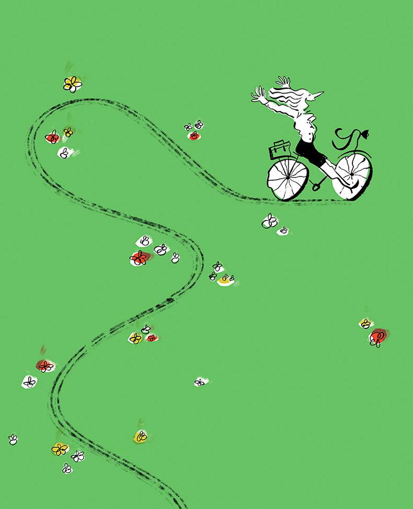 Lalalimola illustrator_bicicleta_1