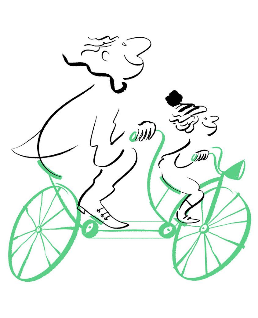 Lalalimola illustrator_bicicleta_2
