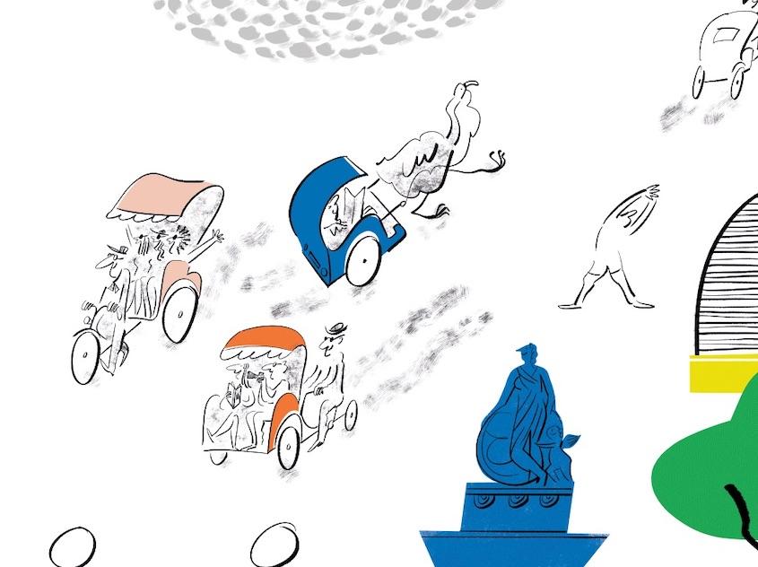 Lalalimola illustrator_bicicleta_6