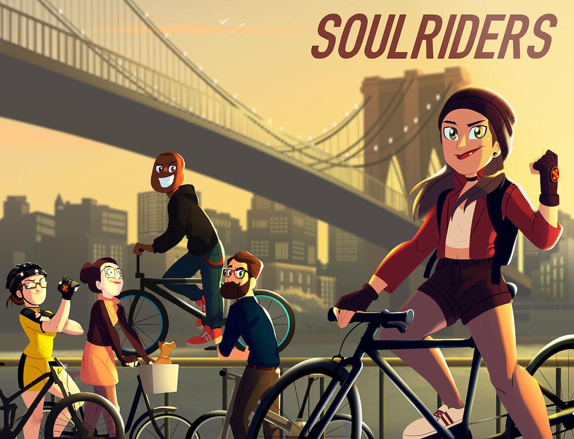 Soulriders by Pedro Hernández Vásquez_1
