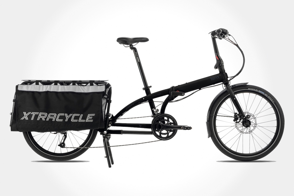 Tern Cargo Node La bici pieghevole_da trasporto_urbancycling_1