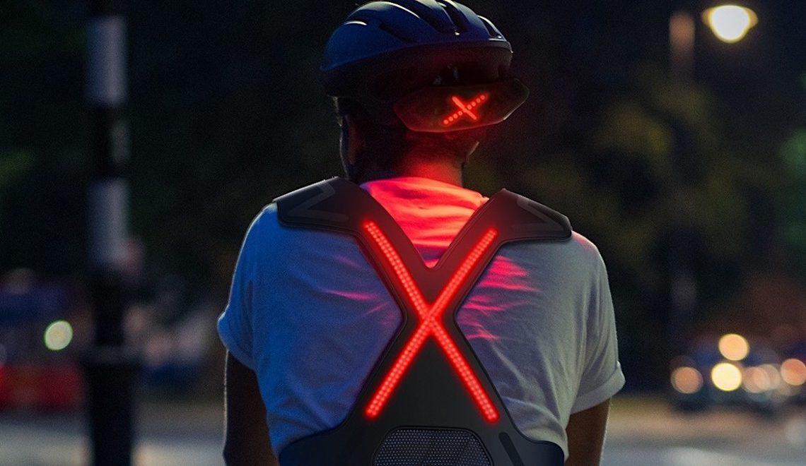 WAYV. Le luci di sicurezza smart per i ciclisti