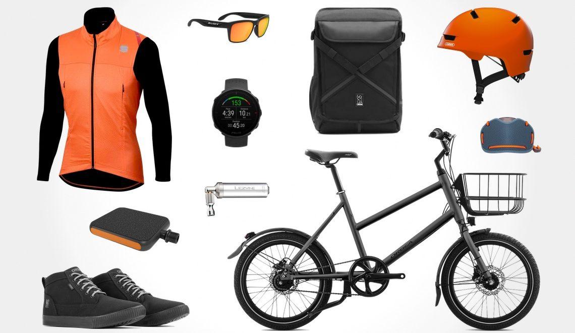 Selezione 08. Prodotti ed accessori per il Ciclismo Urbano