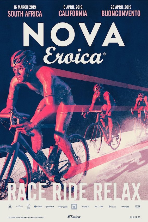 Eroica California e NOVA Eroica 2019 in Cambria_9