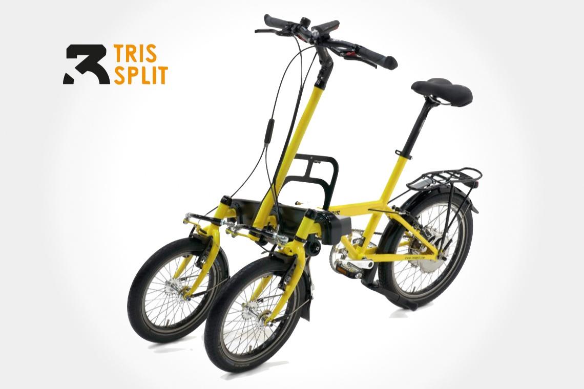 TRIS Bike Elettrica e smart con tre ruote_urbancycling_5