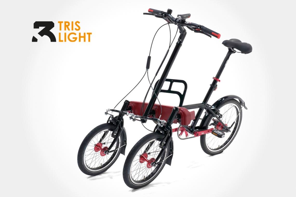 TRIS Bike Elettrica e smart con tre ruote_urbancycling_9