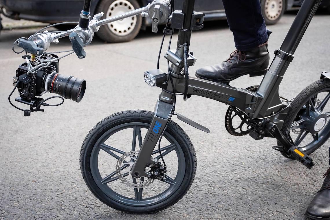 """UCB The One. La più leggera e-bike pieghevole da 16""""_4"""