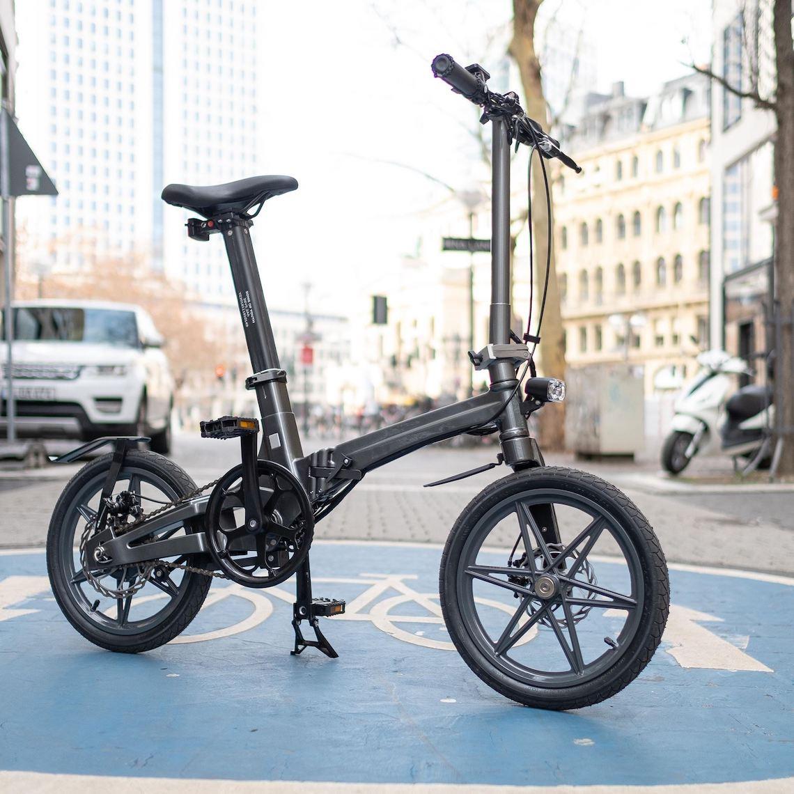 """UCB The One. La più leggera e-bike pieghevole da 16""""_5"""